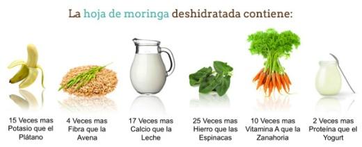Cápsulas ecológicas de moringa de producción artesanal. Complemento vitamínico total.