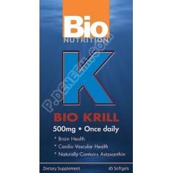 Cápsulas Omega-3 de Krill - 500mg